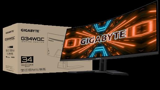 G34WQC Gaming Monitor