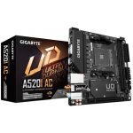GIGABYTEより、AMD A520チップ搭載のマザーボード2製品が10月2日(金)より発売