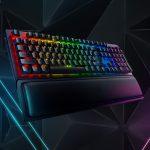 Razerより、ワイヤレスのゲーミングキーボード「BlackWidow V3 Pro」が発売