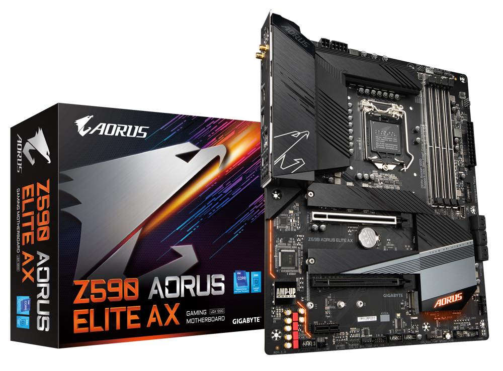 Z590 AORUS ELITE AX