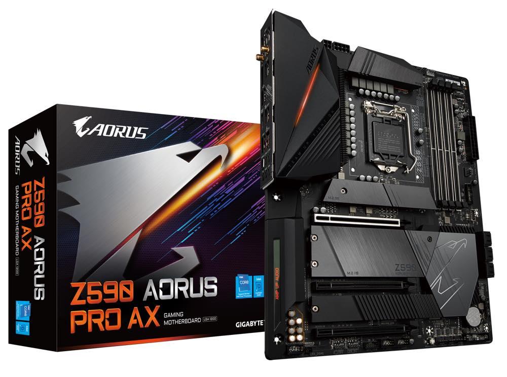 Z590 AORUS PRO AX