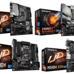 GIGABYTE、Intel Z590 / H510チップセットを採用するマザーボード4製品を3月26日(金)より発売