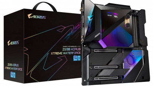 Z590 AORUS XTREME WATERFORCE