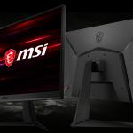 MSI、IPSパネル搭載のゲーミングディスプレイ「Optix G241V E2」を発売