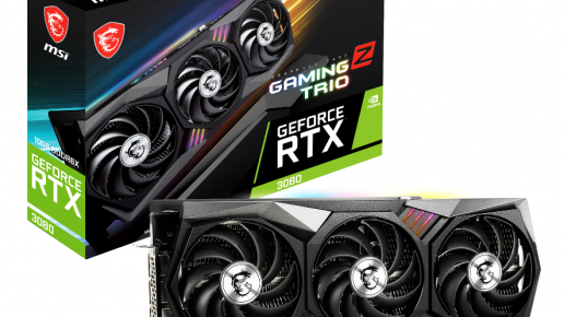 GeForce RTX 3080 GAMING Z TRIO 10G