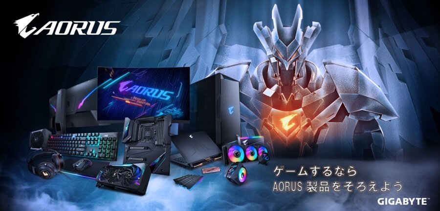 GIGABYTE 777ReviewCampaign Image