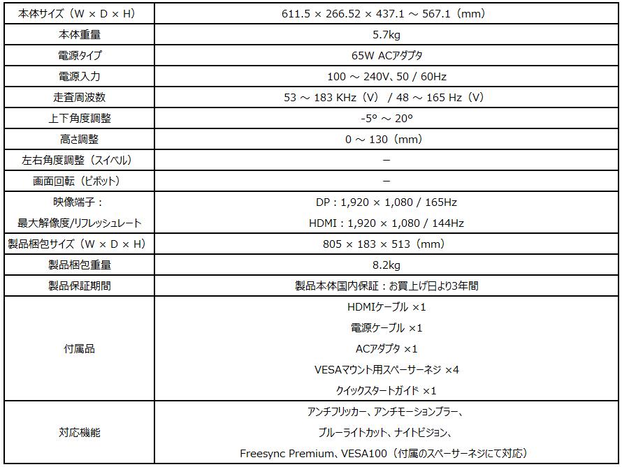 Optix G27C6P